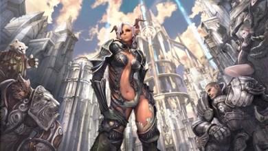 Photo of Wallpaper do dia: The Exiled Realm of Arborea!