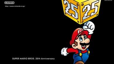 Photo of Wallpaper do dia: 25 anos de Super Mario Bros.!