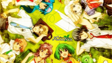 Foto de Wallpaper do dia: Macross Frontier!