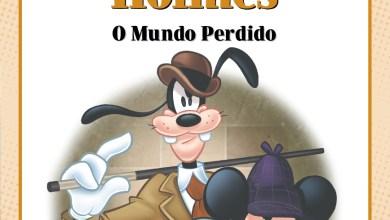 Photo of Clássicos da Literatura Disney vai continuar mais um pouco! Veja o volume 21! [Sherlock Holmes]