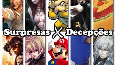 Photo of Impacto: games que surpreenderam e outros que decepcionaram!