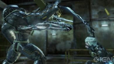 Photo of Metal Gear Solid Rising: Raiden e suas melancias! (TGS 2010)