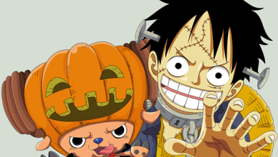 Photo of Wallpaper do dia: One Piece! [Halloween]