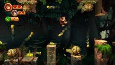 Foto de Donkey Kong Country Returns: novo trailer e mais imagens elevam ainda mais a expectativa! [Wii]