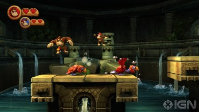 Foto de Donkey Kong Country Returns ganha mais um vídeo com gameplay! B-Roll Trailer! [Wii]