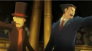Photo of Hold it! Phoenix Wright e Professor Layton em um game só!? Quem ainda duvidava do sucesso do 3DS?