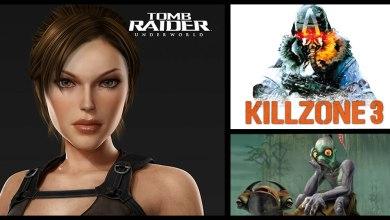 Foto de Tomb Raider novamente chegando a PlayStation Network! [PS3/PSP]
