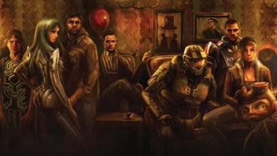 Foto de Gameinformer cria impressionante arte com os 30 personagens dos games que definiram uma década!
