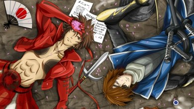 Photo of Wallpaper do dia: Sengoku Basara!