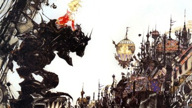 Photo of Wallpaper do dia: Final Fantasy VI!