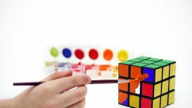 Foto de Quer resolver um cubo mágico de uma maneira rápida, simples e genial? [PicArt]