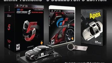 Foto de Gran Turismo 5 Collector's Edition em pré-venda, confira o conteúdo!