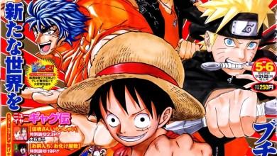 Foto de Weekly Shonen Jump ToC! Entenda o que é, como funciona! Edição #5-6! [2011]