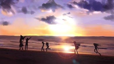 Foto de E o verão começa! Pra comemorar que tal um AMV em clima de praia? [PTunes]