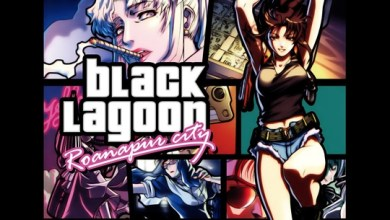 Photo of Wallpaper do dia: Black Lagoon!