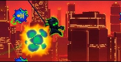 Foto de Jogo em Flash: Final Ninja!