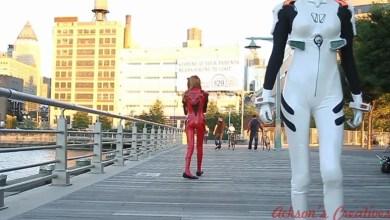 Foto de O ataque dos cosplayers! Por Ackson Lee! [YouTube]