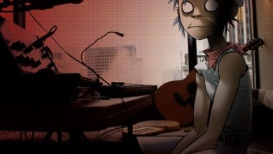Foto de The Fall: Álbum produzido no Ipad pela banda Gorillaz está no ar e de graça! [Música] [Tecnologia]
