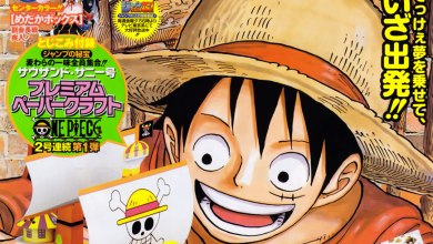 Photo of Weekly Shonen Jump ToC: Edição #9 – 2011