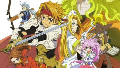 Photo of Wallpaper do dia: Tales of Phantasia!