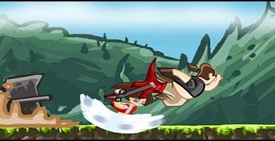 Photo of Jogo em Flash: Homerun in Berzerk Land: Berzerk Ball