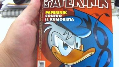 Photo of Especial: Paperinik Cult, a revista italiana do Superpato! Impressões Completas! [Muitas Fotos]