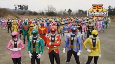 Foto de Kaizoku Sentai Goukaiger: na mais nova pérola produzida pela TOEI, os Sentais atacam de piratas!