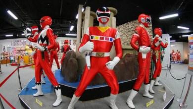 Photo of Relembre os anos 80 e seus heróis japoneses em uma visita ao museu da Toei