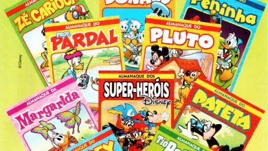 Foto de Os 10 Almanaques Disney #1! Os altos e baixos da seleção de histórias de cada um deles! [MdQ]