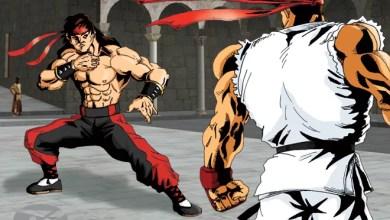 Photo of Em tempos de crossovers improváveis, que tal um Mortal Kombat aos moldes de Super Street Fighter?
