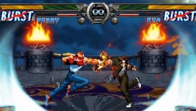 Foto de Terry vs Kyo: The King Of Fighter mais frenético do que você jamais imaginou! [YouTube]