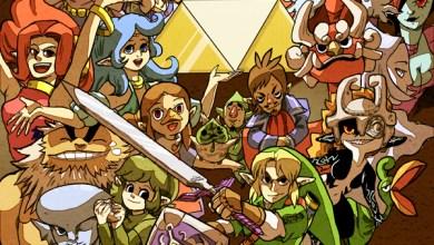 Foto de Vamos ouvir um pouco dos 25 anos de Zelda das maneiras mais diferentes possíveis? (PTunes)