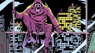 Photo of Wallpaper do dia: Watchmen!