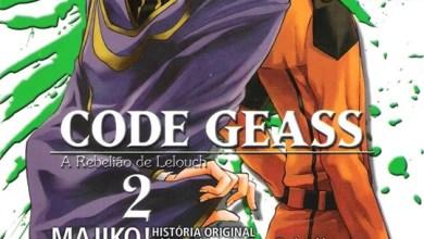Photo of Sacrifícios necessários? Zero mostra sua verdadeira cara e sua determinação! [Code Geass Vol.2] [MdQ]