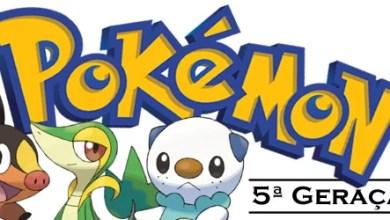 Photo of Galeria dos Pokémons da 5ª Geração! (Black & White)