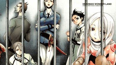 Foto de Wallpaper do dia: Deadman Wonderland!