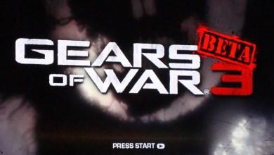 Foto de Gears of War 3 BETA: um pouco de tudo que você tem curiosidade em saber!