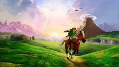 Photo of Wallpaper do dia: The Legend of Zelda: OoT!