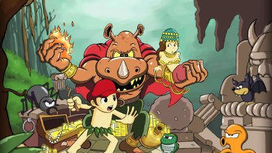 Photo of Master Higgins volta a ativa em Super Adventure Island [Wii/DSi]