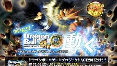 Photo of Dragon Ball Game Project Age 2011: Mais Goku e cia chegando ainda este ano! [PS3/X360]