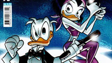 Foto de Prévia | As Novas Aventuras de Donald Duplo #02! Revista chega ao fim, mas já torço por novas edições!
