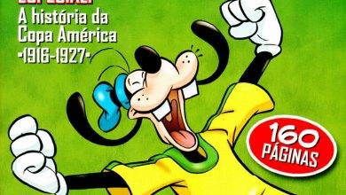 Photo of Prévia: Disney GOL #1! Seleção de HQs futebolísticas! Histórias inéditas e republicações! [1ª de 4 Edições]