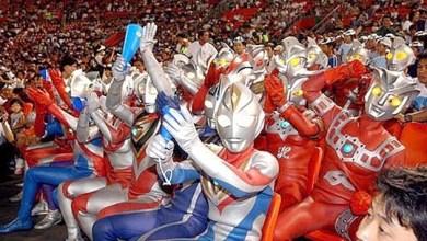 Foto de 45 anos de Ultraman: O dia em que a família Ultra tirou a sua merecida folga! [YouTube]