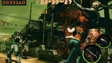Photo of Resident Evil: Mercenaries 3D! Quando o terror tira férias, a ação entra em cena! [3DS]