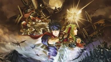 Foto de Wallpaper de ontem: Fire Emblem: Path of Radiance!