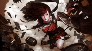 Photo of Wallpaper de ontem: Vindictus!