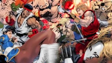 Photo of Wallpaper do dia: Street Fighter!