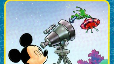 Photo of Prévia: Almanaque do Mickey & Zé Carioca #2! Mancha Negra pela história e os primos do Zé!