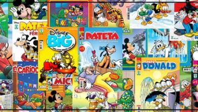 Photo of HQs Disney: Capas, capas e mais capas! Edições que estão nas bancas e as que chegam em breve!