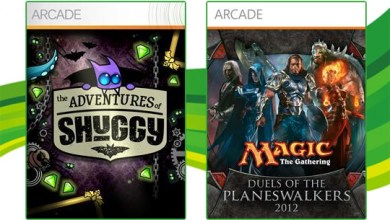 Photo of Live Arcade: The Adventures of Shuggy & Magic: The Gathering – Duels of the Planeswalkers 2012! [X360]